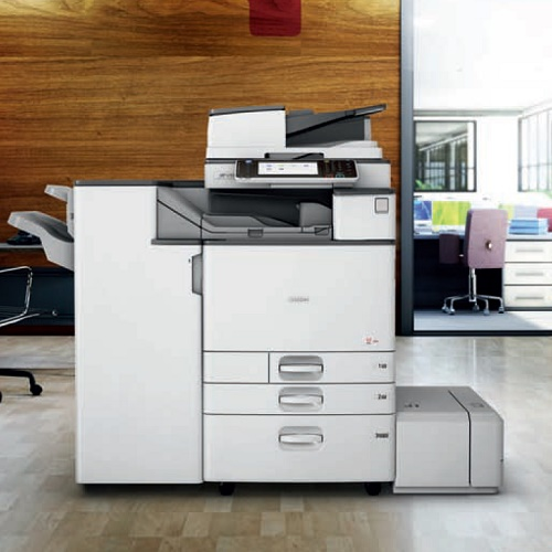 Ricoh MPC4503SP Photocopier Office
